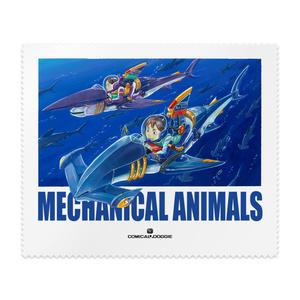 メガネ拭き/海洋生物メカ04