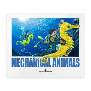メガネ拭き/海洋生物メカ06