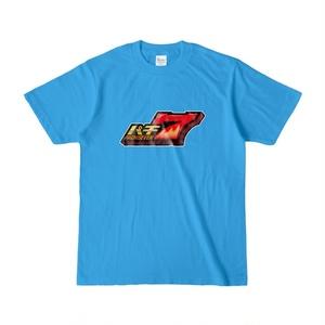 パチ7ロゴTシャツ(濃色)