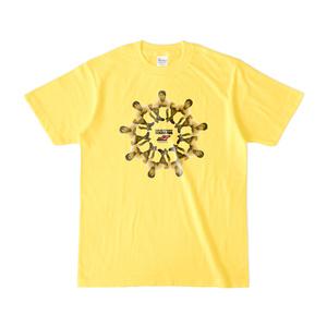せかいああばTシャツ(FLOWERver.)