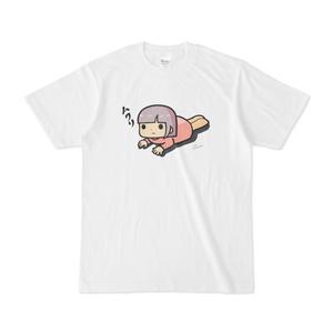 パチ7コミック ピノコTシャツ(ムクリ 白)