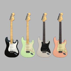 Electric Guitar【3Dモデル】