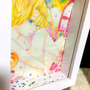 原画 「お菓子な子」