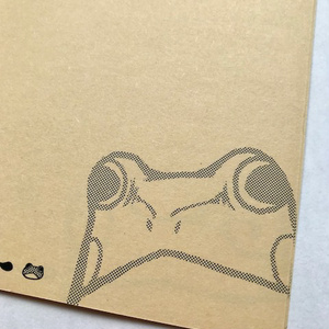カエルおくすり手帳