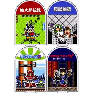 ゲームキャラドット絵アクリルジオラマ③-5