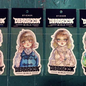 D.R.G sticker3