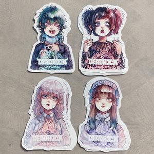 D.R.G sticker4