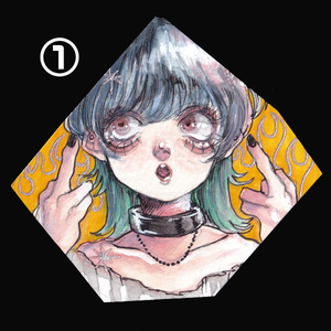 カット原画(001~003)