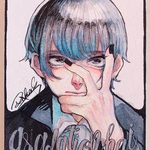 !!最終SALE!!drawing(原画)