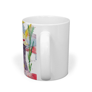 部屋のマグカップ