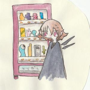 【原画】自販機