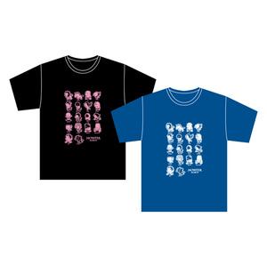 Tシャツ / モンスターマーチ(ちびキャラ)