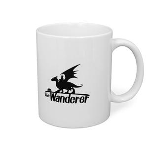 マグカップ / The Wanderer(ロゴ)
