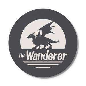 コースター / The Wanderer(ロゴ)