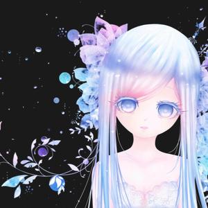 【ポストカード】雨と少女