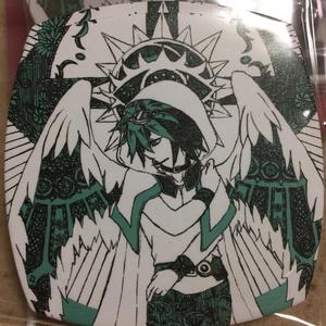 宗教絵画風遊矢コースター