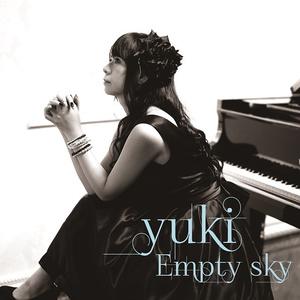 3rd single「Empty sky」