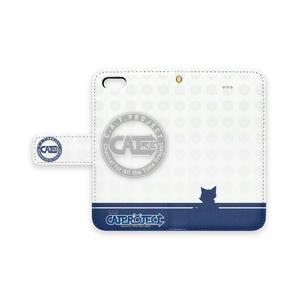 C.A.T.P.手帳型スマホケース for iPhone