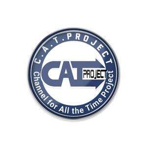 C.A.T.Projectエンブレム ピンバッジ