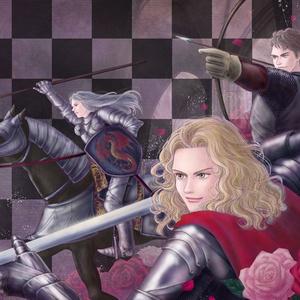 ポストカード 西の騎士