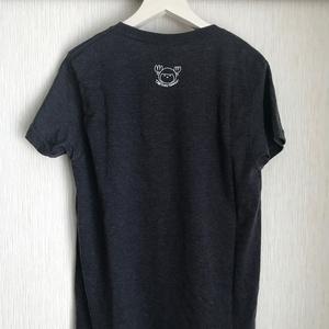 旅するトナカイ Tシャツ