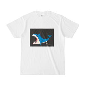 シャークtシャツ