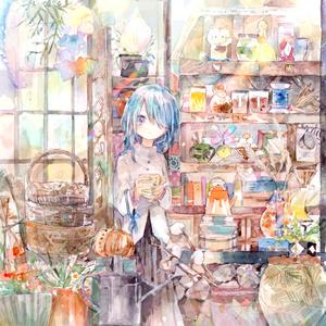 kazuka×sea-no mini album 「coffee shop」