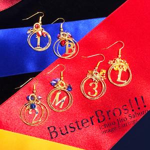 BusterBros!!!イメージピアス/イヤリング