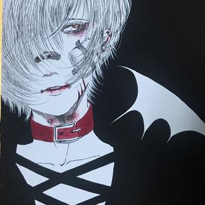 Morbid devil(病的な悪魔)