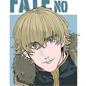 【A.郵送】FATE NO ILLUST MATOME