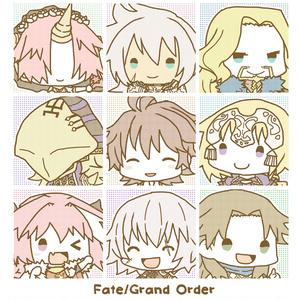 元黒の陣営 Fate/GrandOrderトート ★3月上旬まで販売
