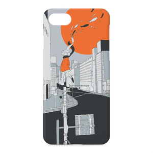 「上る」iPhoneケース