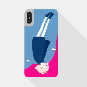 ネオンサンドケース (iphone X/Xs/XR)