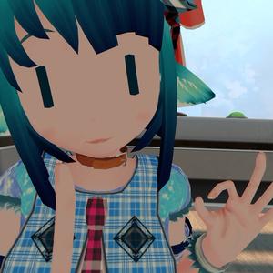 【VR向けアバター】もずいぬ Ver1.1 byもずくん