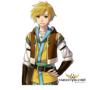 【DL】「VARIANT Re:CORD」/Sketch1『地底洞窟の民アンレイル』