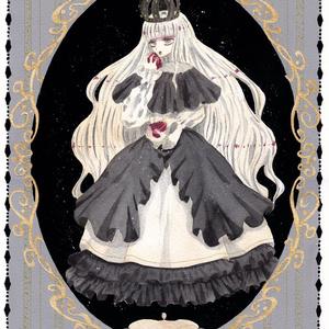 原画【Pomegranate】
