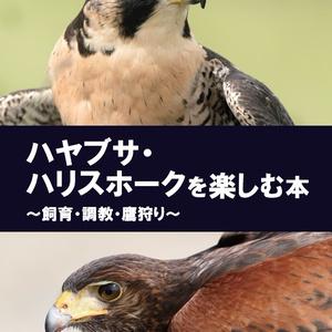 ハヤブサ・ハリスホークを楽しむ本 ~飼育・調教・鷹狩り