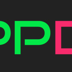 APPDATEパーカー(グリーン×レッド)