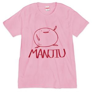 Tシャツ - MANJIU(桃)