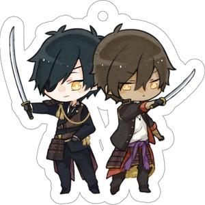 ★刀剣乱舞★くりみつアクキー