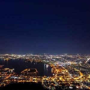 【壁紙】夜景 / Night View (iPad, etc.)