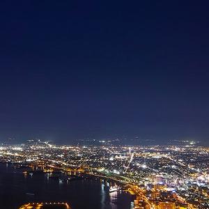 【壁紙】夜景 / Night View (iPhone, etc.)