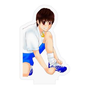 【アクリルスタンド】サッカー少年