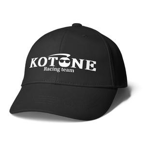 KOTONEレーシングチーム公式キャップ