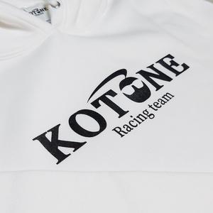 数量限定KOTONEレーシングチーム公式パーカー【ホワイト】
