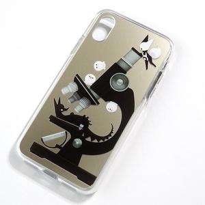 iPhoneケース[顕微鏡]