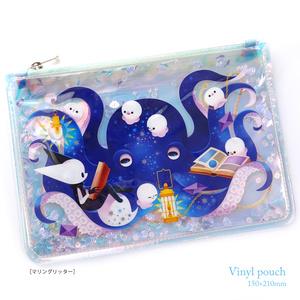 ビニールポーチ[蛸と多幸]
