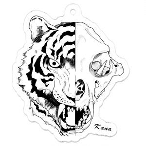 虎:半骸骨