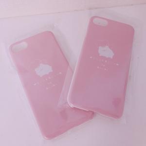 うさぎiPhoneケース(iPhone7.8用)