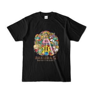 らくがき。~遊び心~カラーTシャツ